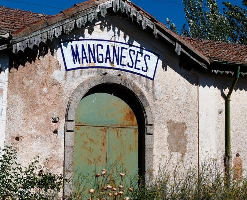 Manganeses de la Lampreana