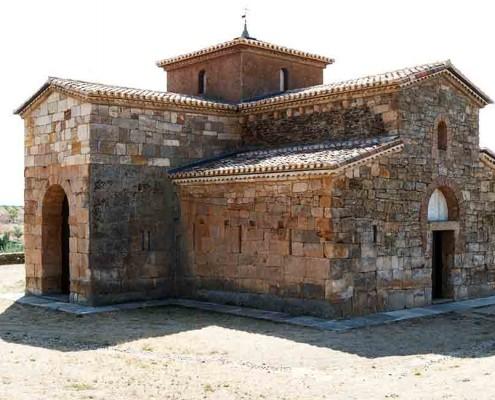 San Pedro de la Nave - Almendra